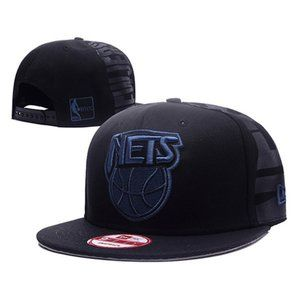 Brooklyn Nets Snapback Hat adjustable baseball Cap